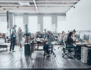 Climatizzazione di ufficie elocali commerciali di piccole e medie dimensioni