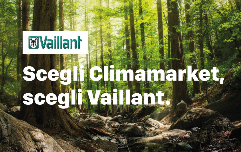 Caldaie a condensazione Vaillant: Estensione garanzia a 7 anni